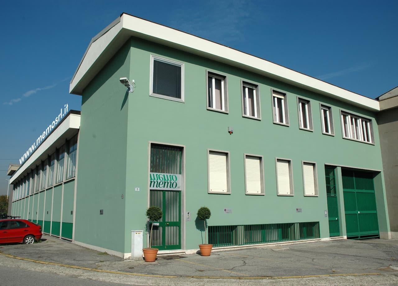 la sede Memo Srl a Sesto San Giovanni